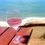Greece? Caribbean? No, Knysna Beach Bar!
